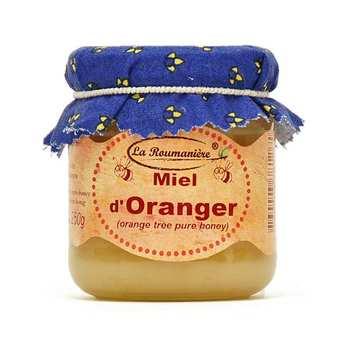 La Roumanière - Orange blossom honey