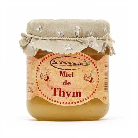 La Roumanière - Thyme Honey from Spain