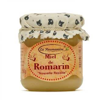 La Roumanière - Rosemary Honey