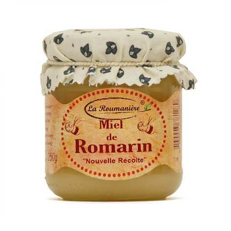 La Roumanière - Rosemary Honey