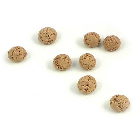 Pasticceria Bonfante - Meringues aux noisettes (Nocciolini de Chivasso)