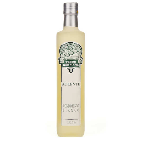 Condimento blanc aulente terre bormane - Vinaigre blanc composition ...