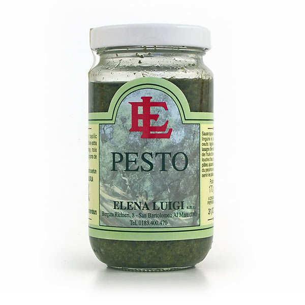 Pesto artisanal italien