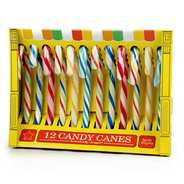 Old-Fashioned Candy Canes - Fruit Flavours