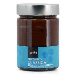Giacomo Boidi - Chocolat and Hazelnut Spread