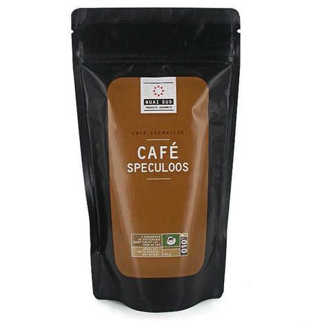 Quai Sud - Café aromatisé speculoos