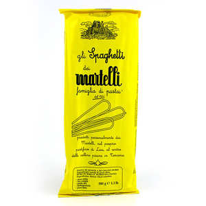Pâtes Martelli - Spaghetti Martelli