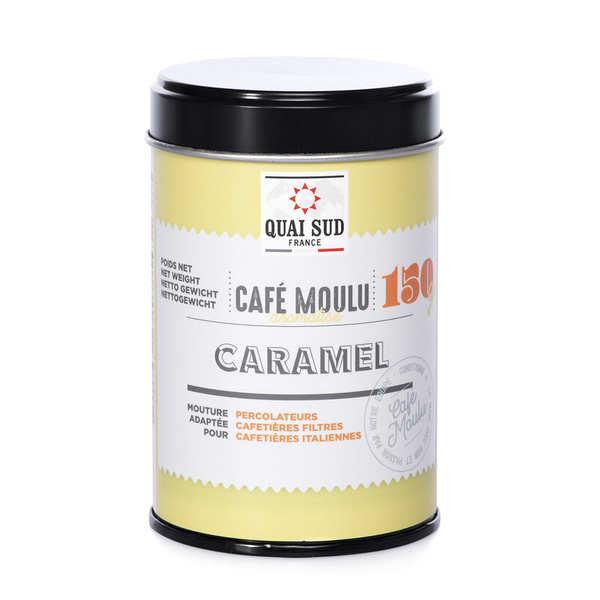 Café aromatisé caramel