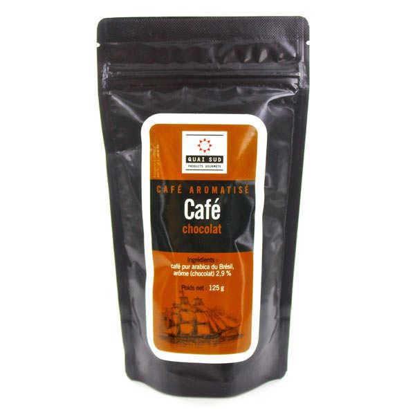 Café aromatisé chocolat
