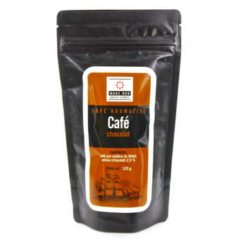 Quai Sud - Café aromatisé chocolat