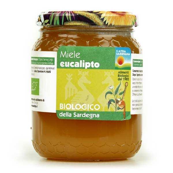 Miel bio d'eucalyptus de Sardaigne