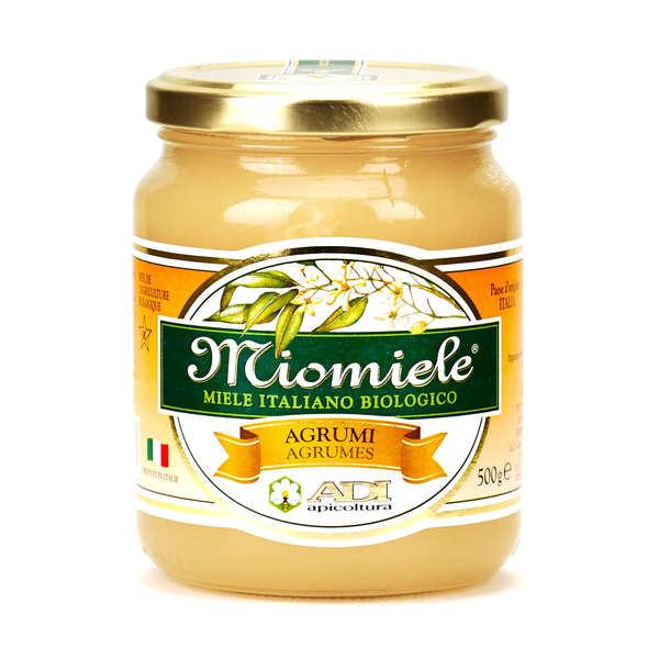 Miel d'agrumes d'Italie bio