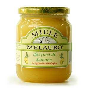 Melauro - Miel de citronnier bio de Sicile