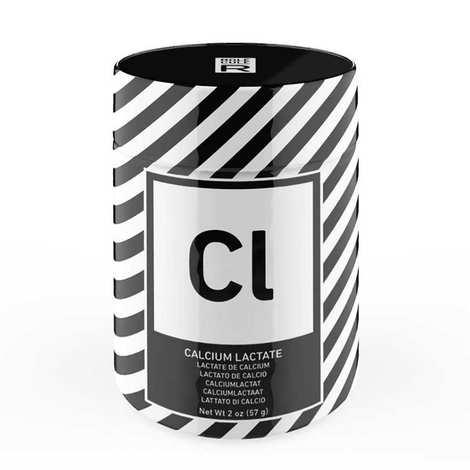 Saveurs MOLÉCULE-R - Calcium lactate