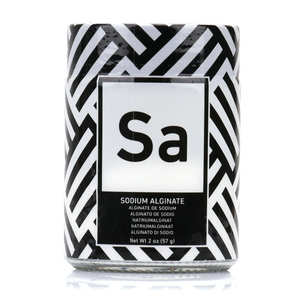 Saveurs MOLÉCULE-R - Alginate de sodium en pot