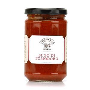 Il Mongetto - Sugo di Pomodoro - Véritable sauce tomate artisanale italienne