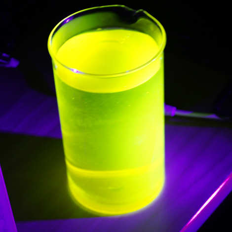 Sosa ingredients - Colorant alimentaire fluorescent Sosa Glow
