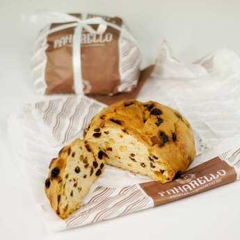 Panarello - Pandolce from Genoa