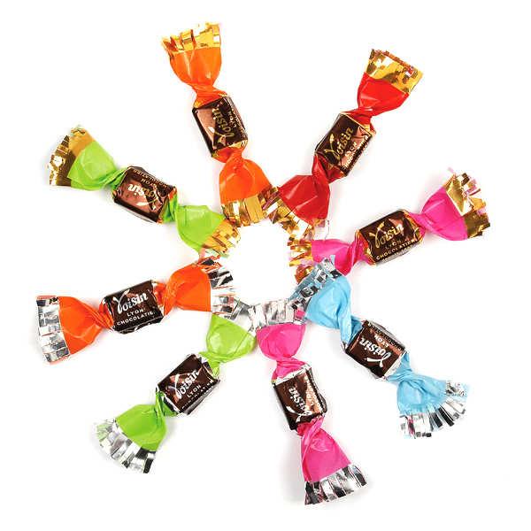 Papillotes Voisin assorties (chocolat)