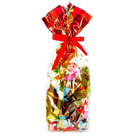 Voisin chocolatier torréfacteur - Christmas Papillotes from Lyon (chocolate)