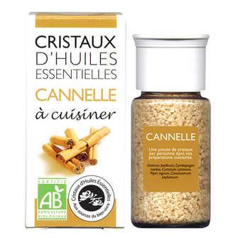 Aromandise - Cannelle - Cristaux d'huiles essentielles à cuisiner - Bio