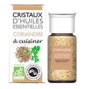 Aromandise - Organic coriander essential oil crystals