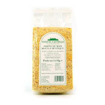 Tenuta Castello - Corn flour for polenta