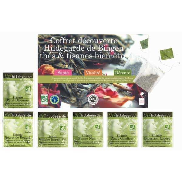Organic Tea and Infusions - Hildegarde de Bingen