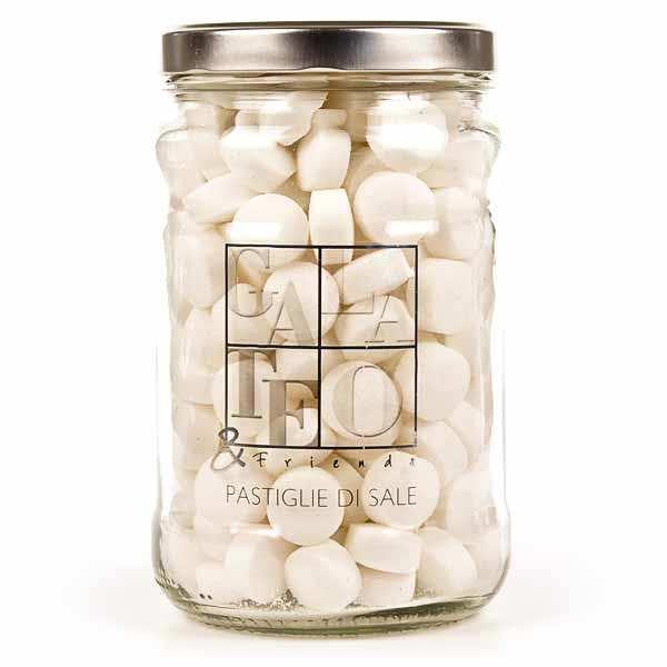 Sicilian salt tablets - Galateo