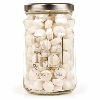 Galateo and Friends - Sicilian salt tablets - Galateo