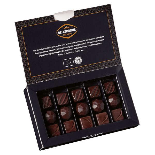 Organic Dark & Milk Chocolate Assortment x16