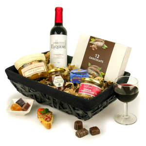 BienManger paniers garnis - Christmas Tradition Gift Box