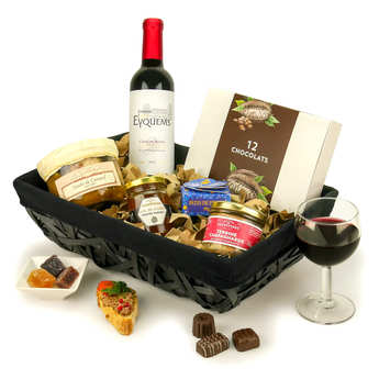 BienManger paniers garnis - French Tradition Gift Box