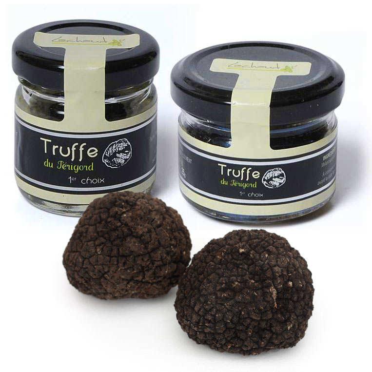 1st Choice - Whole Black Truffles (Tuber Melanosporum)