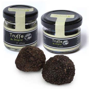 Lachaud - 1st Choice - Whole Black Truffles (Tuber Melanosporum)