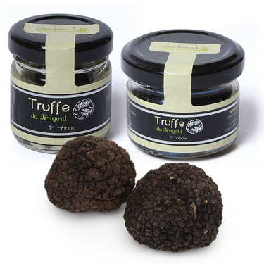 1st Choice - Whole Black Truffles (Tuber Melanosporum)