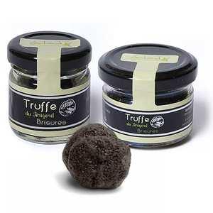Lachaud - Black Truffle Pieces (tuber melanosporum)