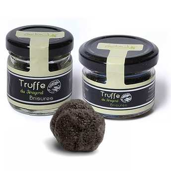Lachaud - Black Truffle Fragments (Tuber Melanosporum)