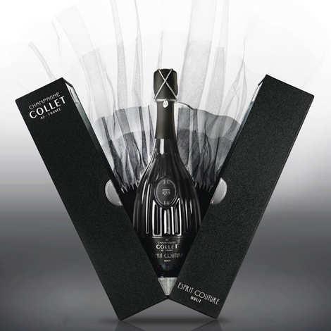Champagne Collet - Collet Champagne- Cuvée Esprit Couture