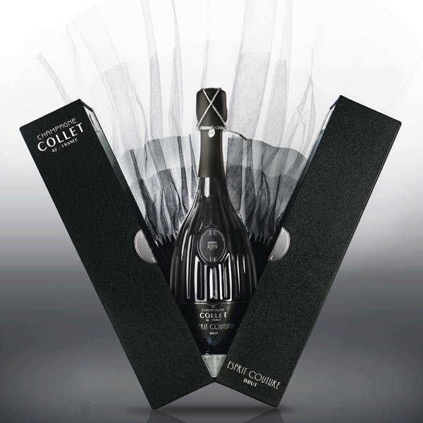 Collet Champagne- Cuvée Esprit Couture