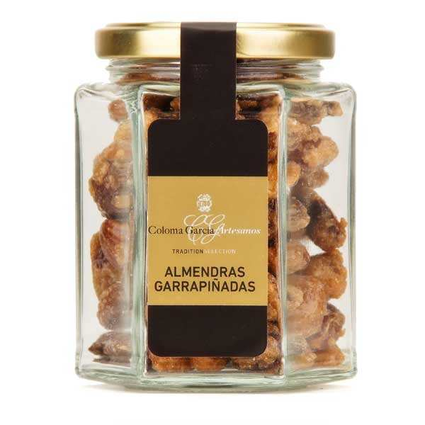 Sweet Caramelised Almonds