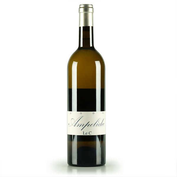 French Wine - Ampelidae - Le C (100% Chardonnay bio) - 13%