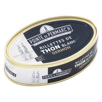 La pointe de Penmarc'h - Rillettes de thon