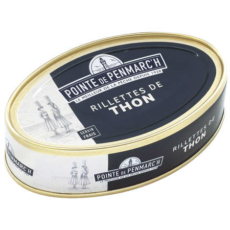 La pointe de Penmarc'h - Tuna rillettes