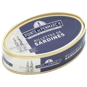 Sardine Rillettes - La pointe de Penmarc'h - BienManger.com