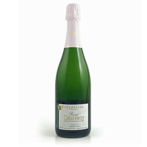 Champagne 1er cru - Cuvée Expression Brut - Le magnum de 150 cl