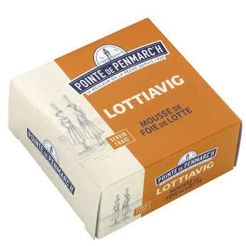 La pointe de Penmarc'h - Lottiavig - Mousse de foie de lotte