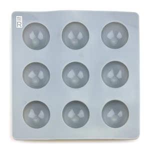 Saveurs MOLÉCULE-R - Silicone demi-spheres mould - 2.8cm