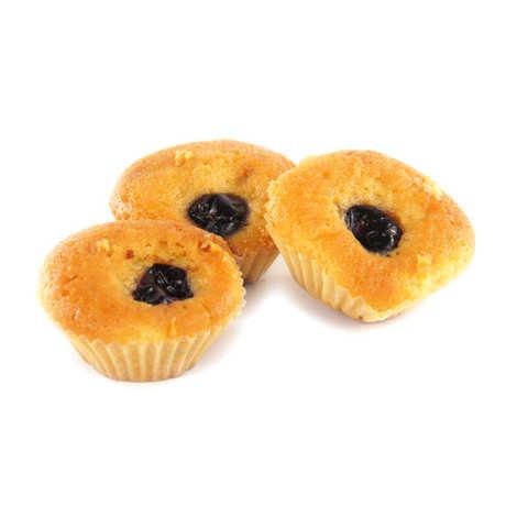 Mireille Faucher - Mini Cherry Cakes