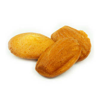 Mireille Faucher - Traditional Madeleines 'à l'ancienne'